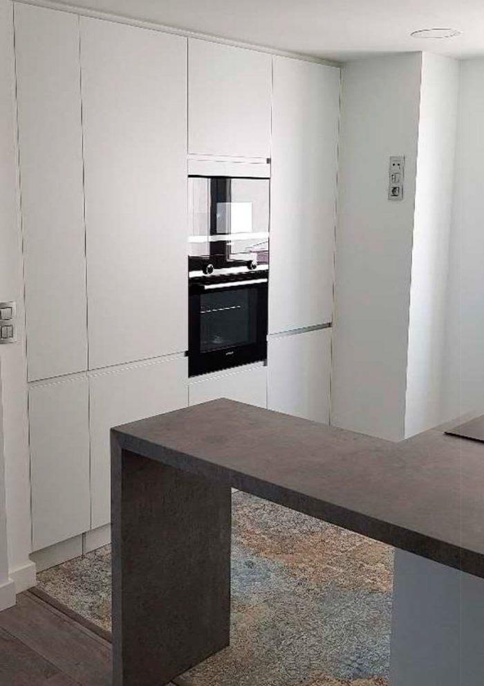 Obra Cocina Torre Coruña